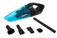 Handheld vacuum cleaner for dry and wet vacuuming