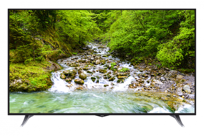 "65"" SMART LED TV 4K UHD"
