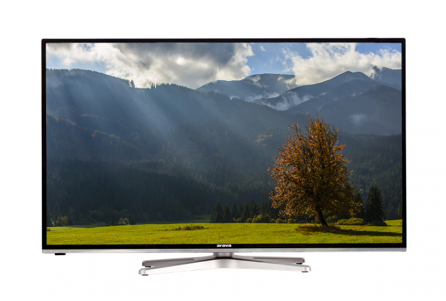 "43"" SMART with Full HD and 400 Hz"