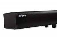 Active speaker system (soundbar)