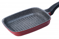 Grilling pan marble 24 cm