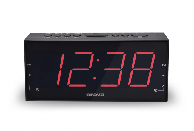 Alaram clock radio
