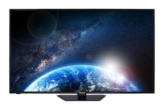"58"" 4K UHD SMART LED TV with WiFi"