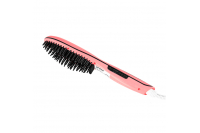 Ionizing hair brush