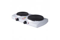 Double electric cooker