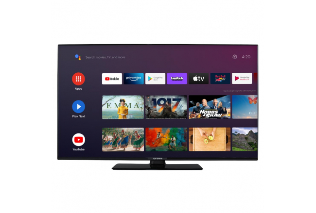 """65"""" 4K ANDROID SMART LED televízor s WiFi"""
