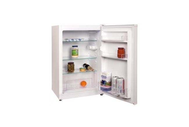 Monoclimatical single door fridge 89 l