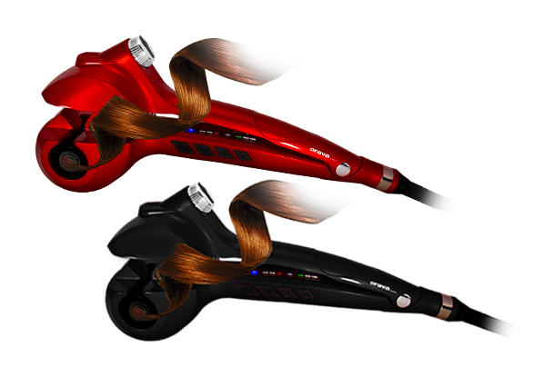 Hot curling irons