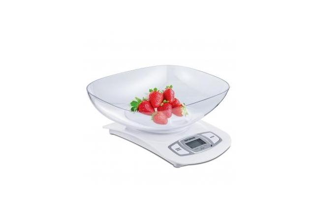 Digitální kuchyňská váha s přesností 1g, max. 5 kg