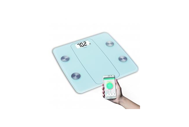 Personal scale with Bluetooth®