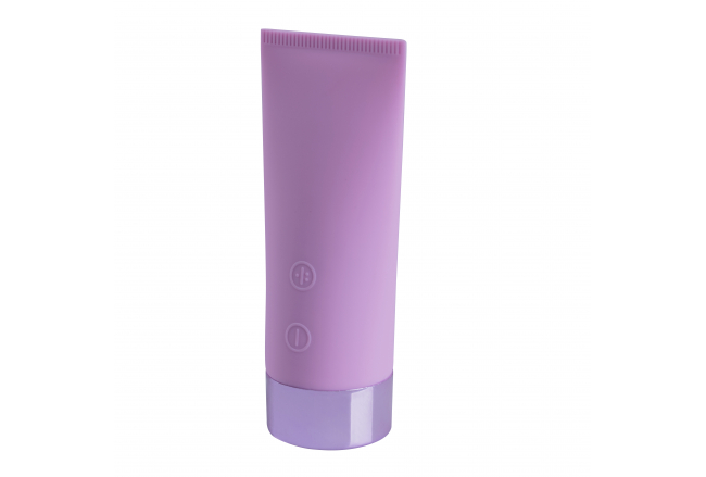 Rotary silicone skin cleanser