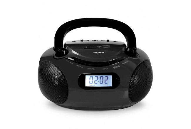 Portable USB/CD player