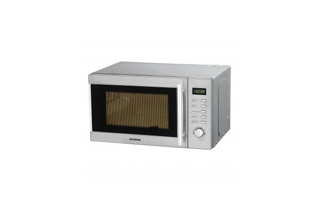17 l microwave oven with 255 mm turntable
