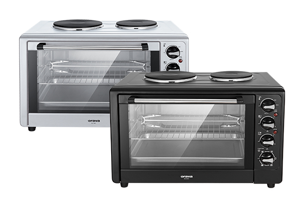 Electric oven & cooker